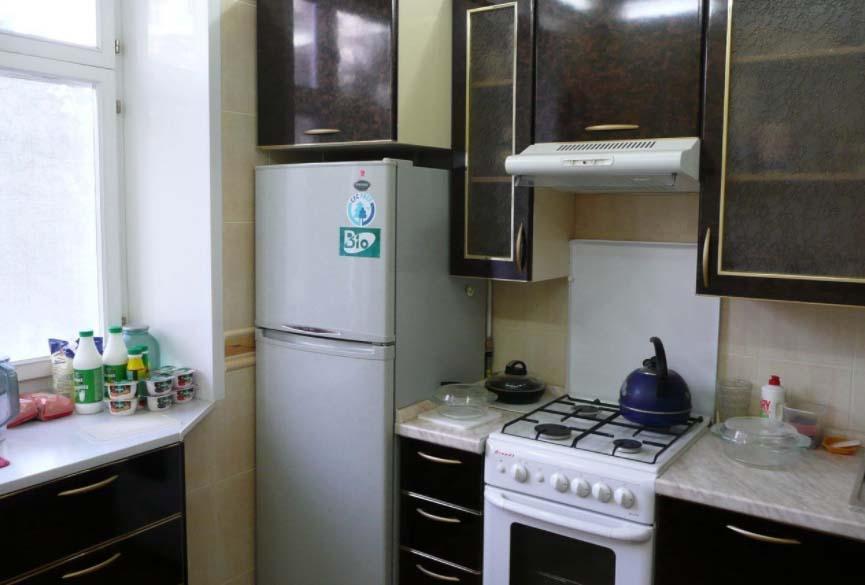 Как установить холодильник самостоятельно