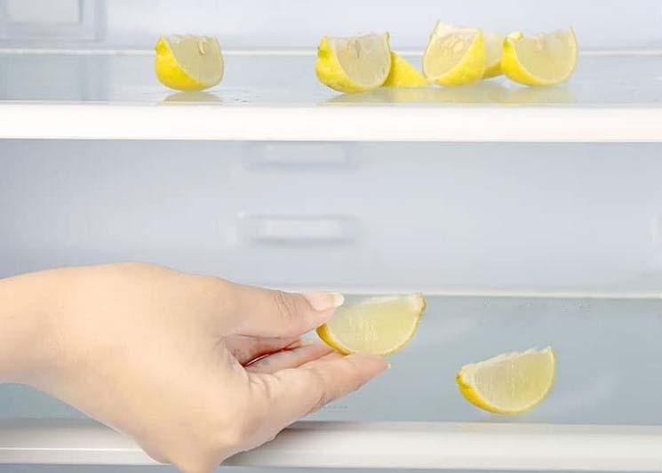 Как быстро избавиться от запаха в холодильнике народными и чистящими средствами